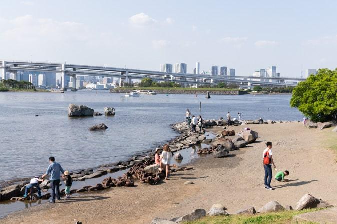 お台場海浜公園-27
