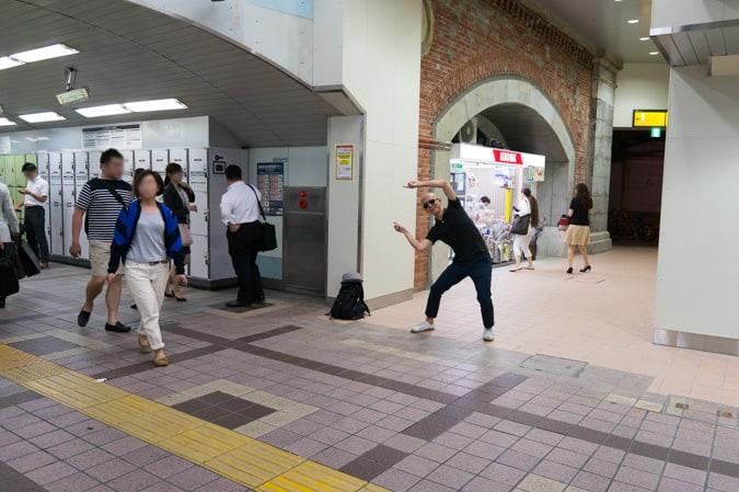 京葉線東京駅-7