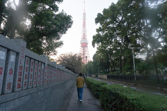 東京タワーの最寄り駅、アクセスから駐車場まで写真付き案内