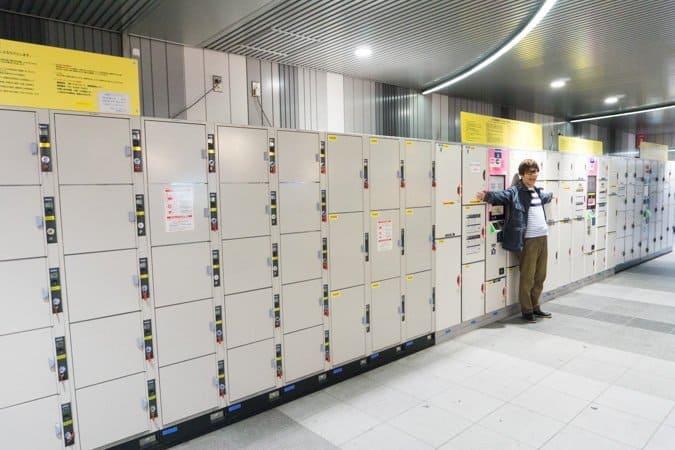 渋谷駅コインロッカー情報!絶対空いてる『穴場アリ』