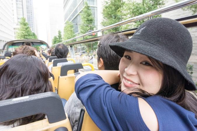 東京駅発の観光バスツアーはとバス・スカイバスを完全ナビ!