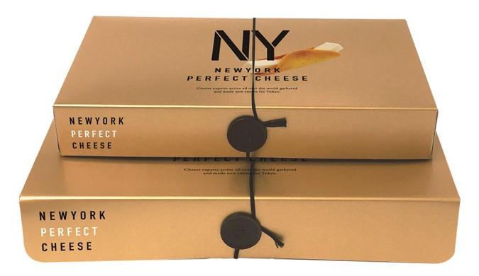 NYパーフェクトチーズ箱